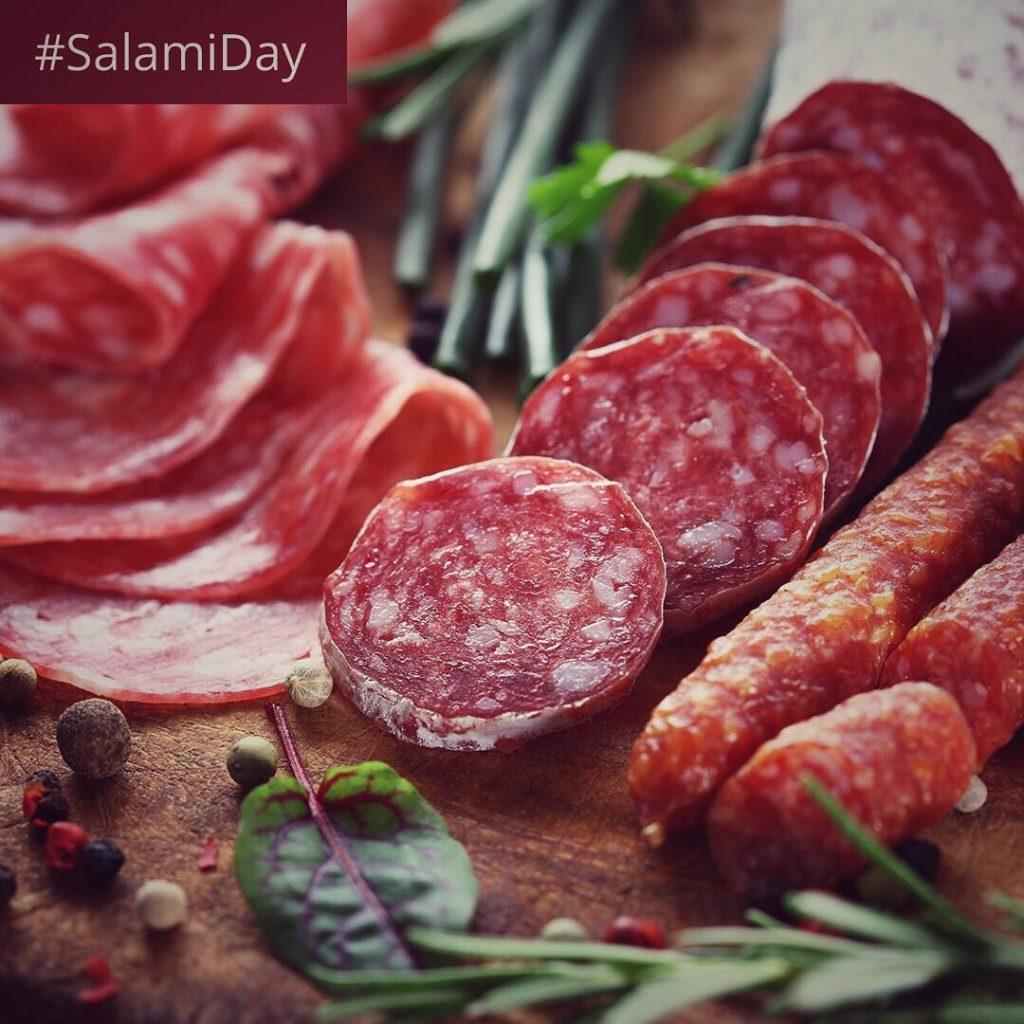 Bei Salami spalten sich die Geister mgt ihr Salami? Unserhellip