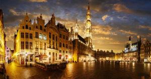 Reisen nach Brüssel über Groupon