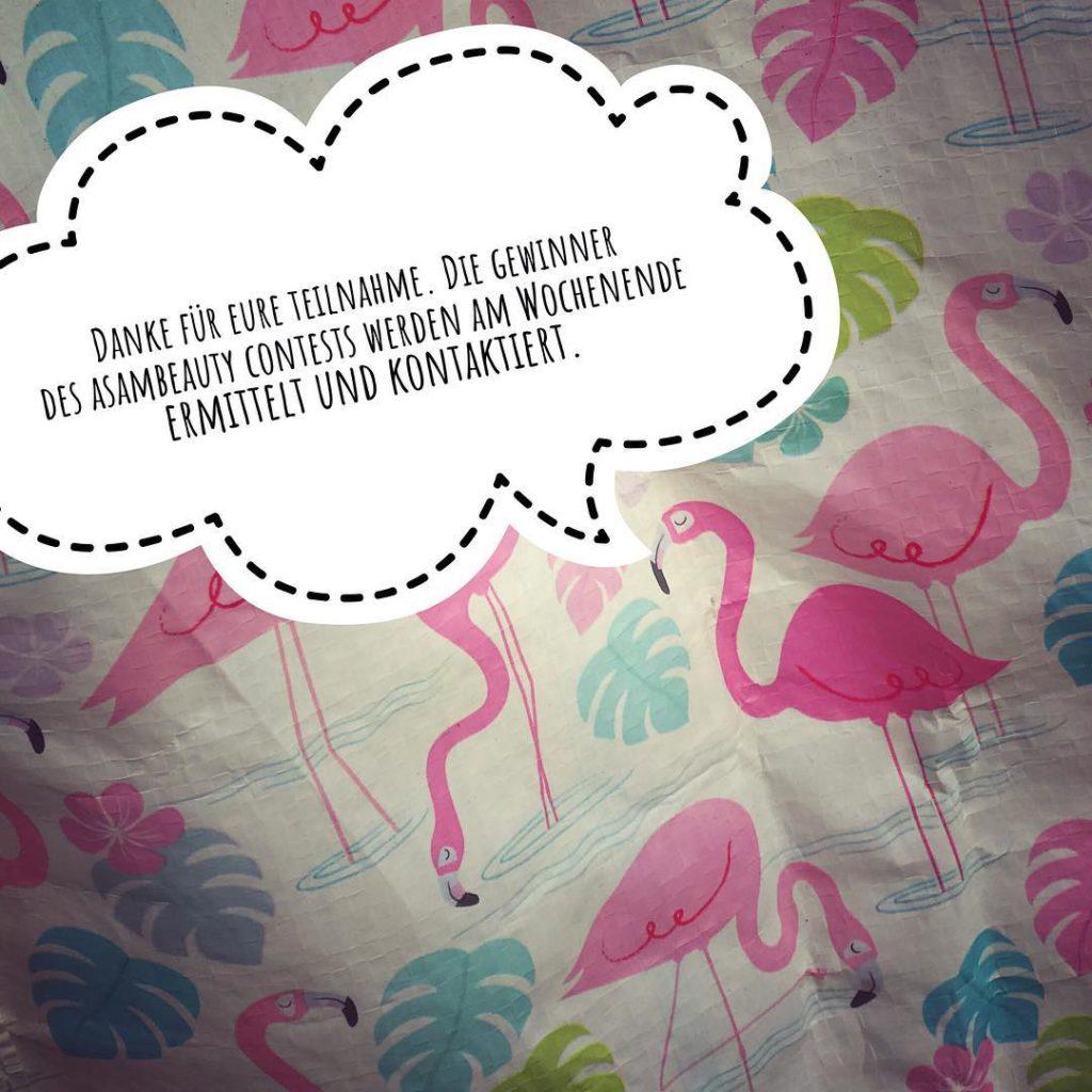Vielen Dank fr die Teilnahme und tollen Flamingobilder! Die Gewinnerhellip