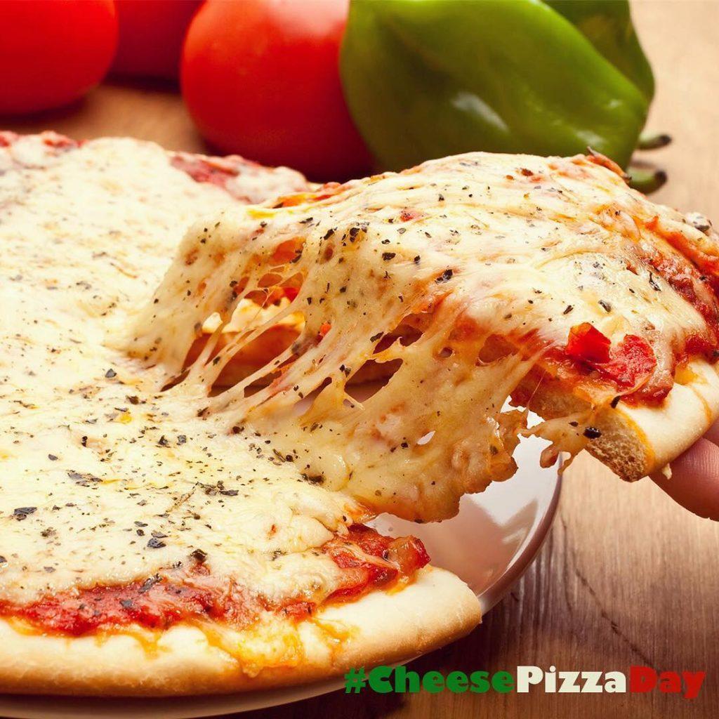 Frage des Tages Kalte Pizza zum Frhstck  Ja oderhellip
