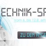 Technik-Special bei rewardo