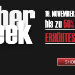 Cyber Week bei rewardo