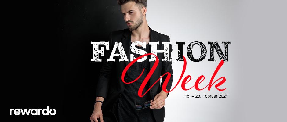 Fashion Week bei rewardo