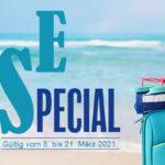 Reise Special bei rewardo