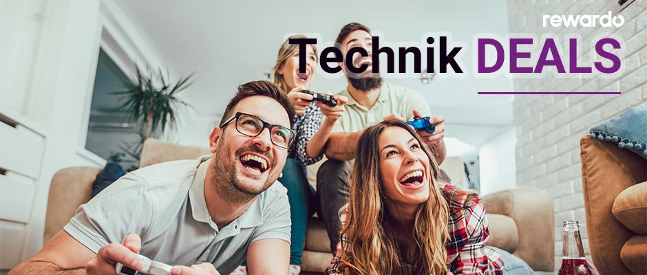 Technik Deals vom 02.08. bis 15.08.2021