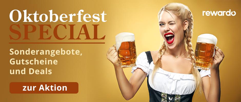 Oktoberfest 2021 bei rewardo